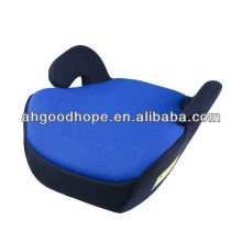 sky blue soft booster seat