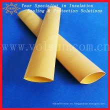 Tubo termorretráctil UL224 utilizado para manguito de aislamiento de tubo de conexión de tubería de gas doméstico