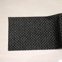 Compounded Polyester Stoff für Anzug / Mantel / Hosen / Rock