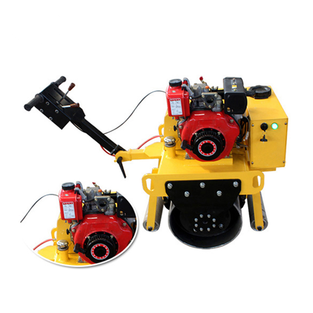 Roller Compactor Price