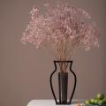Plastic vase Simple art vase