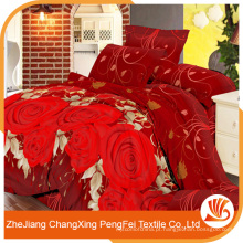 2016 Hot New Product Luxury Jacquard Embroidery Bedding Set