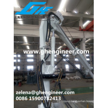 Mini Yacht Crane for Loading and Unloading