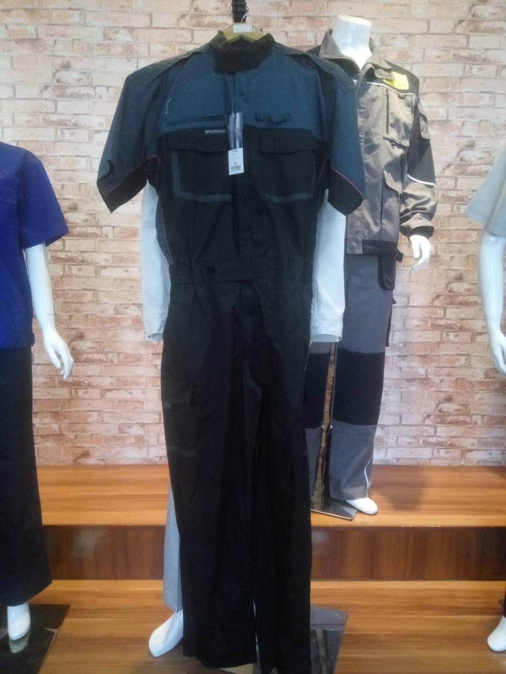 Mesin Industri Spring Autumn Exhibition Bib Pants