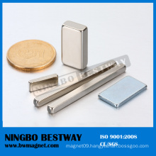 Small Block Rare Earth Magnet for Sales