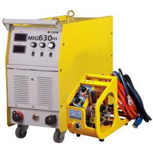 MIG / MMA Máquina de soldadura / Soldador / Equipo de soldadura MIG630I