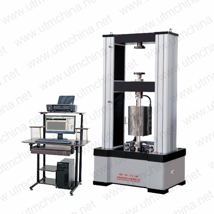 High Temperature Electronic Universal Test Machine