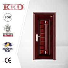 Porta de aço de segurança apartamento entrada KKD-570