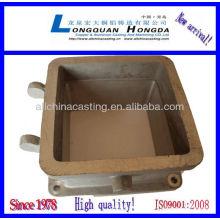 Moulage moulé sous pression en fonte et en fonderie en aluminium