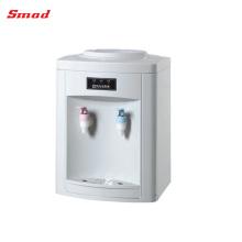 Dispensador de agua Mini de mesa caliente y frío