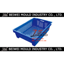 High Quality Plastic Fish Crate Mold