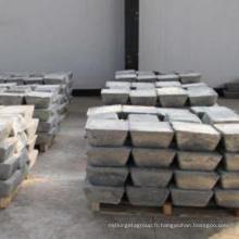 99,65% 99,85% 99,90% métal pur lingot d'antimoine prix