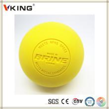 Wholesale Rubber Logo Print Lacrosse Ball