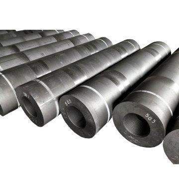 UHP 700 мм диаметр графитового электрода для производства стали