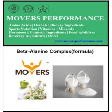Bodybuilding OEM Beta-Alanine Complex (formula) GMP Standard