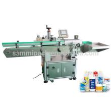 Factory gold supplier hot automatic liquid bottle labeling machine