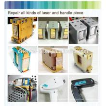 Professional Palomar/Lumenis/synosure/Lutronic/candela/Syneron Laser Stack Handle Repair