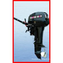 Motor a gasolina / Motor externo de vela / Motor externo de 2 tempos (T9.9BML)