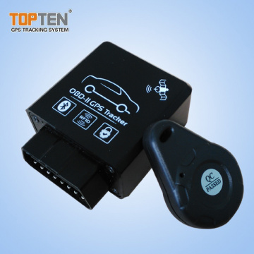 OBD GPS Tracking with Stop Engine, RFID Remote, Auto Arm/Disarm (TK228-ER)