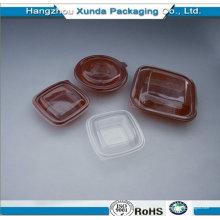 Recipiente de plástico para fast food