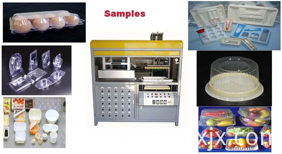 Forming samples