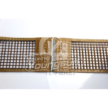 Porous 1x1  PTFE open mesh belt for printing