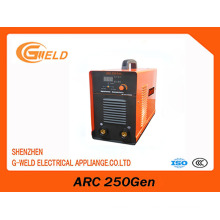Ce Certificate IGBT Inverter MMA Welding Machine (ARC250 220V)