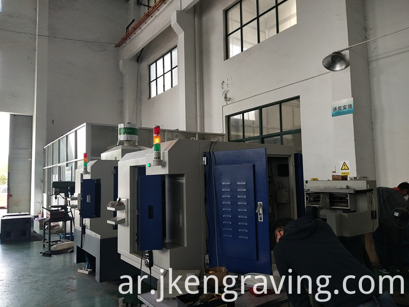 Spindle Power 5.5KW CNC Engraver and Milling Machine