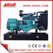 Chine OEM usine fournisseur 80kw 100kVA groupe électrogène