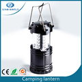 2015 portable solar camping lantern with LED lights for indoor / outdoor lighting(JR-SL988 series)