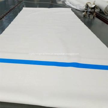 Fabricação de papel de feltro da imprensa sentida para a máquina de papel