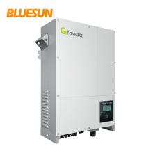 Inversor solar 7000w 8000w 9000W del lazo de la rejilla trifásica de la calidad caliente de Bluesun para el mercado de la UE