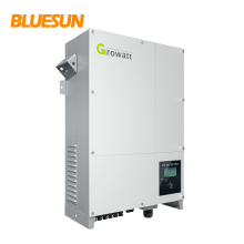 Onduleur solaire 7000w 8000w 9000W de lien de réseau de phase de qualité chaude de Bluesun pour le marché d'Eu