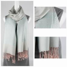 Модный реверсивный шарф с вискозной нитью