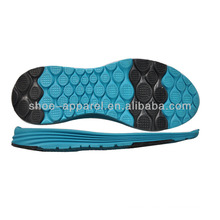 2014 Latest sport running shoes soles phylon outsole