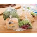 Materiales de embalaje de plástico para alimentos