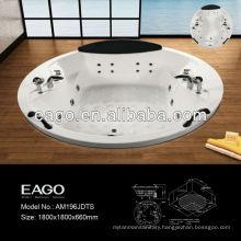 EAGO 2 Person Round Whirlpool Tub (AM186)