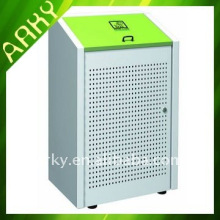 Good Quality Metal Garden Waste Bin