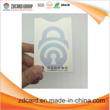 Customized Card Holder Colorful Card Sleeve