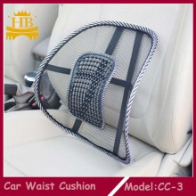 Massage and Mesh Comfortable Car Waist Cushion (HB)
