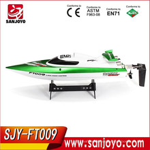 Cheap wholesale WL912 high speed boat toys FT009 rc boat rc fishing bait boat with anti-tilt function.