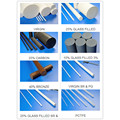 Virgin Ptfe Rod / Extruded / Molded