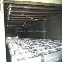 Máquina de limpeza de alta pressão de profissão para peças de metal