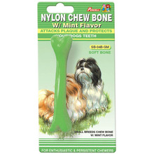 "Percell 4.5 ""Soft Chew Bone Mint Scent"