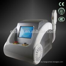 TM-E118 máquina portable del retiro del pelo del ipl / retiro profesional del pelo del ipl del laser