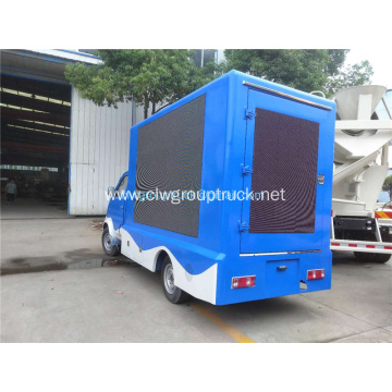 Brand New 4x2 mobile advertising truck