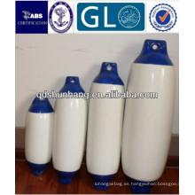 CCS / GL certificado mejor precio buena calidad guardabarros de PVC