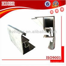 customized aluminum extrusion window profile