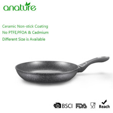 Set de Frypan antiadhésif forgé en marbre durable