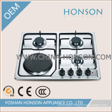 Cooking Stove Stainless Steel Electric Hotplate Gas Cooktop